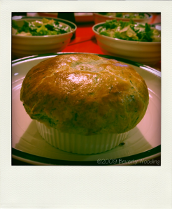 trout pot pie