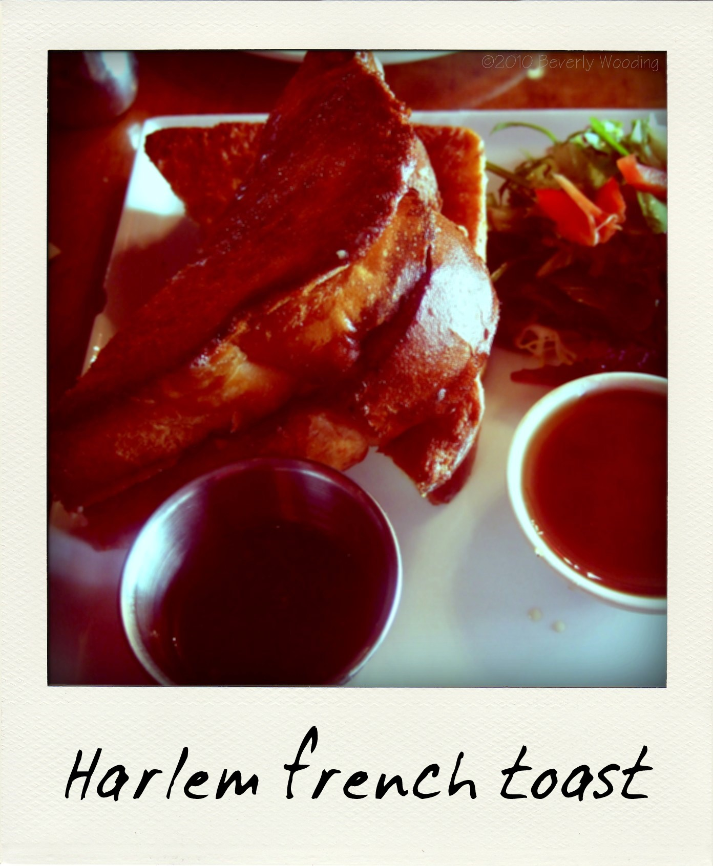 Harlem french toast